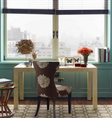 Poze Birou si biblioteca - Inspiratie pentru micul birou de acasa