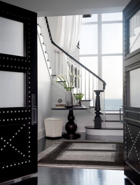 Poze Intrare si hol - Distinctie si rafinament inca de la intrarea casei
