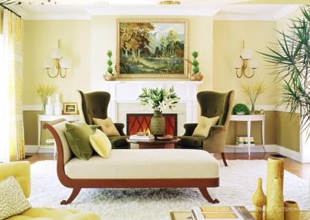 Poze Living - Amenajare living clasic - Jeff Andrews Design