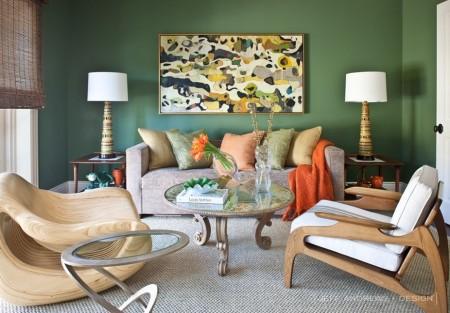 Poze Living - Piese de mobilier cu un design aparte