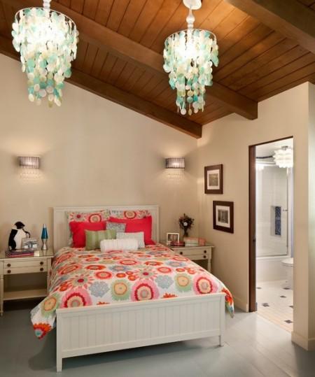 Poze Dormitor - Dormitor pentru copii la mansarda