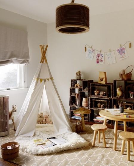 Poze Copii si tineret - Oportunitati de joaca in camera copiilor