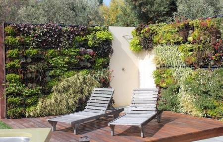 Poze Gradina de flori - Gradina verticala, solutia pentru gradinile de mici dimensiuni