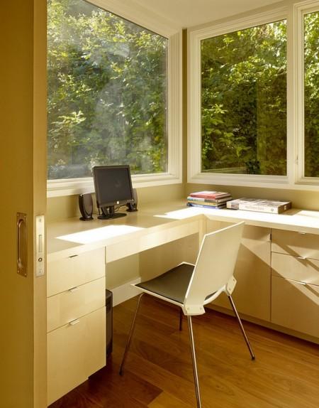 Poze Birou si biblioteca - Un colt perfect pentru biroul de acasa