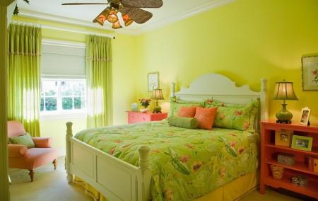 Poze Dormitor - Atmosfera de primavara