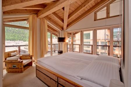 Poze Dormitor - Dormitor casa de vacanta montana