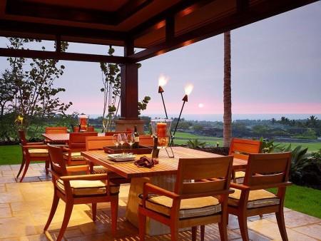 Poze Foisor si pavilion - Un pavilion cu o priveliste superba, perfect pentru serile de vara