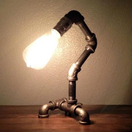 Poze Haioase - Lampa instalatorului