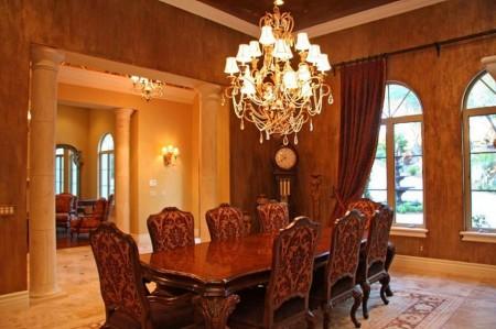 Poze Sufragerie - Ambient distins si plin de eleganta
