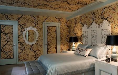 Poze Dormitor - Un dormitor cu totul original