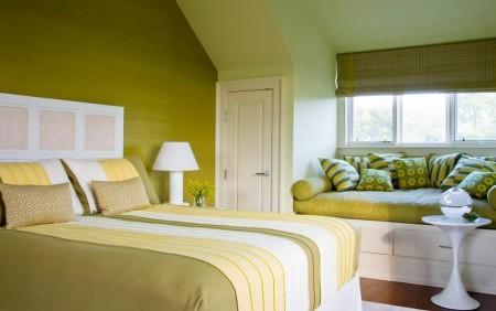 Poze Dormitor - Dormitor matrimonial la mansarda
