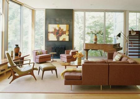 Poze Living - Stil si functionalitate in livingul modern