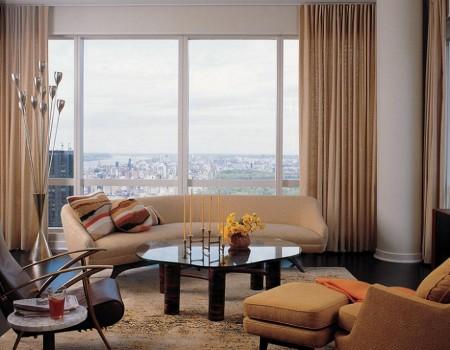 Poze Living - Living modern intr-o locuinta urbana