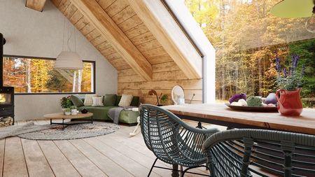 Poze Living - living-cabana-lemn-rustica-moderna-sticla.jpg