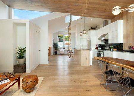 Poze Living - Casa cu o arhitectura moderna incantatoare