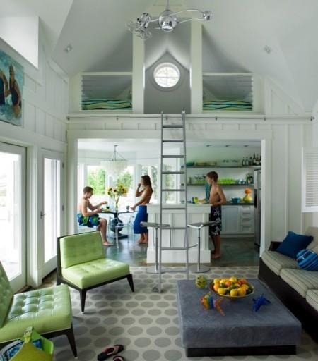 Poze Living - Inspiratie pentru o casa de vacanta pe malul marii