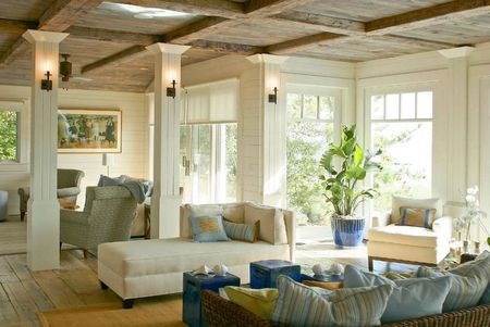 Poze Living - Lemnul, principalul element de decor