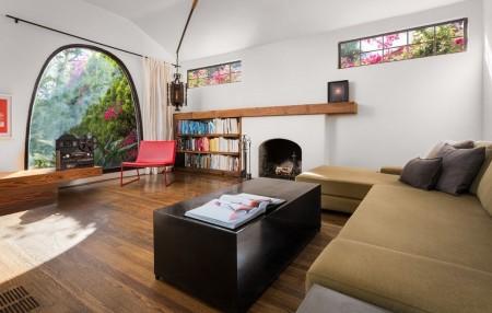 Poze Living - Elemente mediteraneene in livingul modern