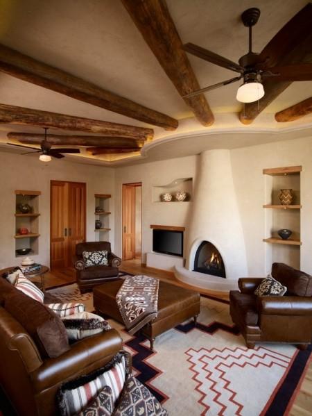 Poze Living - Atmosfera calda si relaxanta