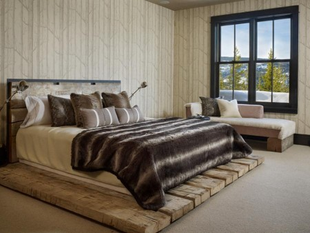 Poze Dormitor - Un elogiu adus lemnului