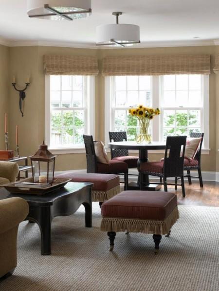Poze Sufragerie - Amenajare sufragerie si zona de conversatie in stil clasic, Lucy Interior Design