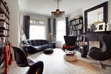 Poze Living - Lux modern in zona de zi