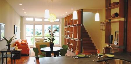Poze Living - Zona de zi moderna, open space