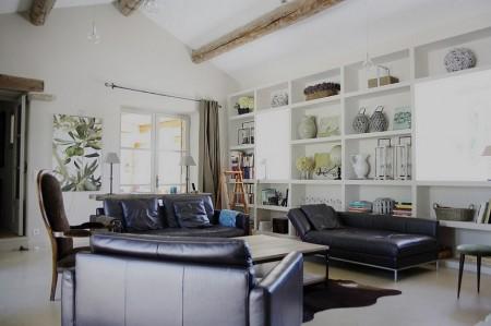 Poze Living - Modernizarea unei case vechi