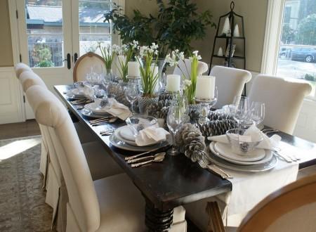 Poze Sufragerie - Masa festiva de Revelion