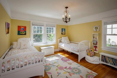 Poze Copii si tineret - Camera pentru doi copii