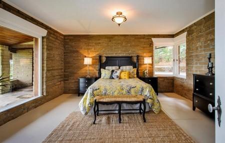 Poze Dormitor - Farmec unic prin texturi si culori