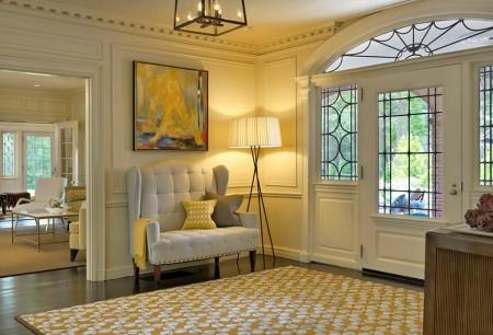 Poze Intrare si hol - Stil rafinat de la intrarea in casa