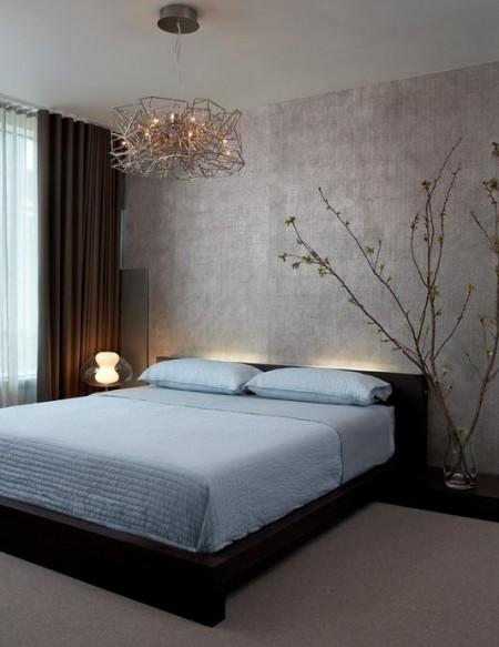 Poze Dormitor - Dormitor in stil modern