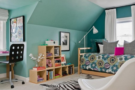 Poze Copii si tineret - Amenajare cu mobila moderna in camera copilului