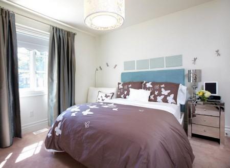 Poze Dormitor - Dormitor matrimonial modern