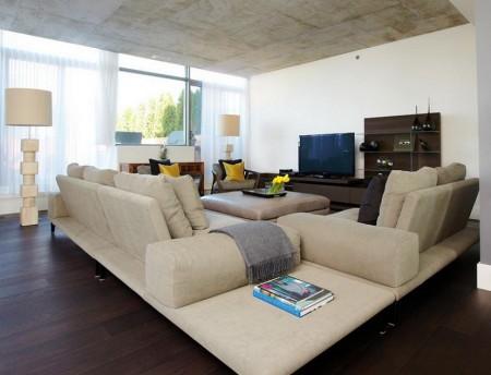 Poze Living - Living modern
