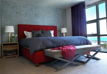Poze Dormitor - Bancuta din lemn inedita