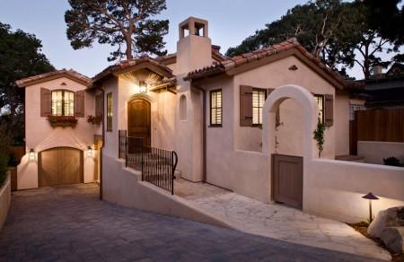 Poze Fatade - Casa in stil clasic mediteranean
