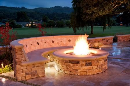 Poze Seminee, gratare gradina - Durabilitate si eleganta cu piatra naturala