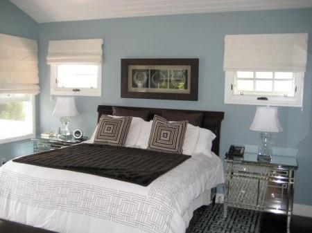 Poze Dormitor - Dormitor matrimonial modern - Nadia Designs
