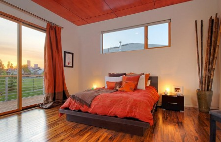 Poze Dormitor - Culori pentru o atmosfera fierbinte in dormitor