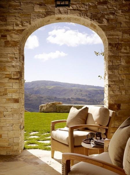 Poze Terasa - Stilul mediteranean, mereu deschis spre frumusetile naturii!