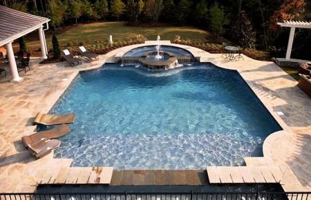 Poze Piscina - Relaxare la piscina