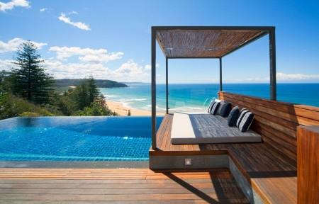 Poze Piscina - Atmosfera idilica a acestei piscine incanta simturile