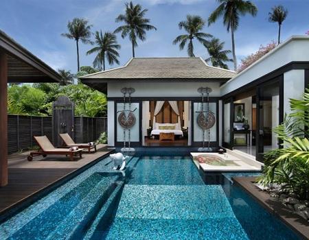 Poze Piscina - Piscina - Anantara, Phuket, Thailanda