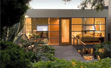 Poze Terasa - Amenajare terasa - Potrero Hill Residance, Aidlin Darling Design