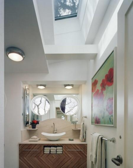Poze Baie - Arhitectura sofisticata baie moderna