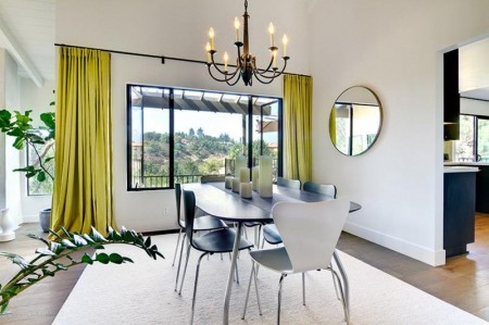 Poze Sufragerie - Decor minimalist