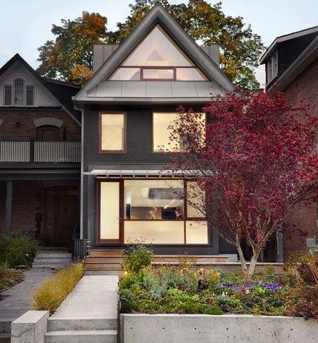 Imagini fatade case culori pentru fatada casei poze for Modificare casa