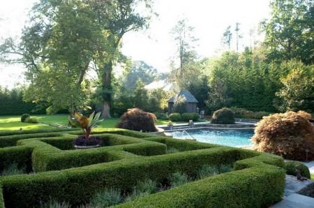 Poze Gradina de flori - Gardul viu decorativ
